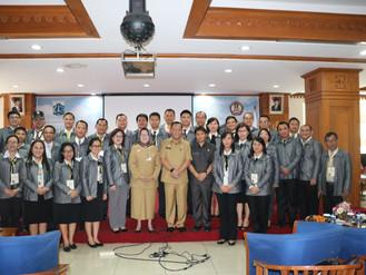 Kunjungan Peserta Diklat PIM Tk. III dari Sulawesi Utara ke BPSDM Provinsi DKI Jakarta