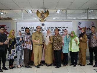 Kunjungan BPSDM Jawa Barat