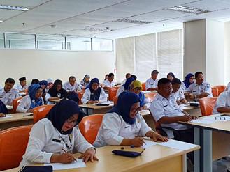 Uji Kompetensi Pengawas Sekolah - UPT PSPP Lantai 6 Abdul Muis