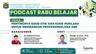 Podcast Rabu Belajar Episode 9