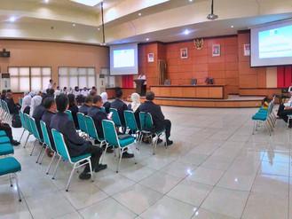 Benchmarking Diklat Kepemimpinan Tingkat III Angkatan 53 Provinsi DKI Jakarta ke Provinsi Sulawesi S