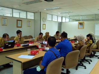 Kegiatan Rapat Persiapan Diklat TOT Pelatihan Pengembangan Kapasitas Fasilitator 12 Agustus 2019