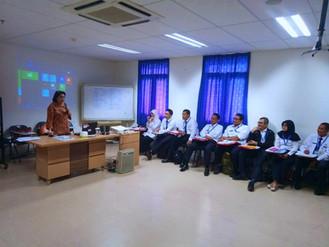Diklat Teknis Pelayanan Terpadu Penyandang Disabilitas Angkatan 12 Tahun 2019 Senin 5 Agustus Narasu
