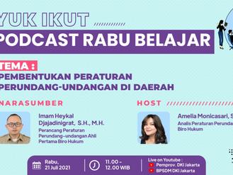 Podcast Rabu Belajar Episode 17