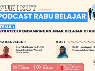 Podcast Rabu Belajar Episode 16
