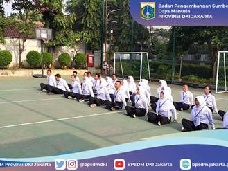 Diklat Pelatihan Dasar CPNS Gol III Angkatan 71 Tahun 2019