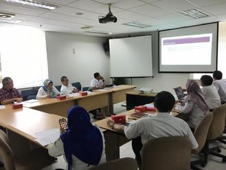 Rapat Kurikulum Manajemen Strategis