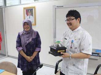 Benchmarking Pusdiklat Setjen DPR RI ke Badan Diklat Provinsi DKI Jakarta