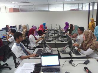 Proses Seleksi Internal Calon Pegawai Tugas Belajar Tahun 2016