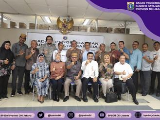 """Kunjungan Kerja Anggota Banggar DPRD Provinsi Gorontalo terkait """"Konsultasi Pemisahan Anggaran"""