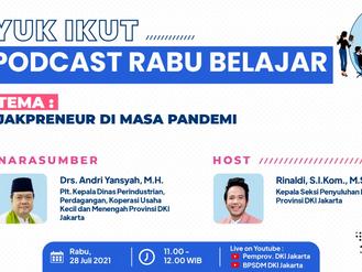 Podcast Rabu Belajar Episode 18