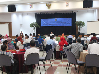 Sosialisasi dan Bimbingan Teknis Sistem Informasi Kediklatan Bagi Admin SKPD