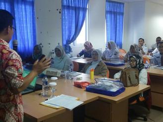 Diklat Teknis Pemerintahan Estate Management Angkatan 20 Materi Pola Kepemimpinan oleh Bapak Abu Has