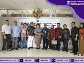 "Kunjungan Kerja Komisi I DPRD Provinsi Sulawesi Utara terkait ""Studi komparatif tentang Teknis"