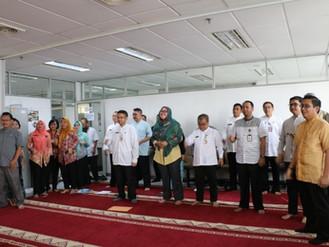 "Kegiatan Gugus Kendali Mutu dengan Tema ""Penguatan Budaya Kerja BPSDM Provinsi DKI Jakarta"""