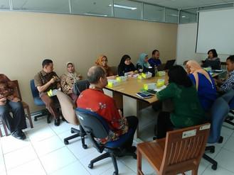 Pertemuan Knowledge Sharing dari CoP Kediklatan