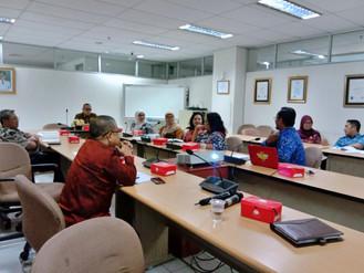 Rapat Konsultasi Pengembangan Kompetensi Membahas Uji Kompetensi PPBJ dan Pembentukkan TUK Mandiri d