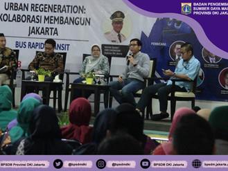 Seminar Urban Regeneration: Kolaborasi Membangun Jakarta