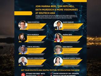 Asia's Digital Festival of Education
