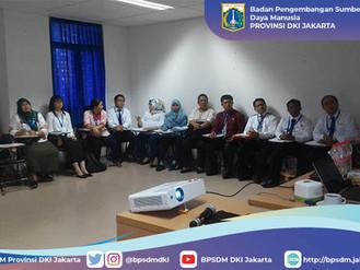 Diklat Change Management and Inovation Angkatan 1
