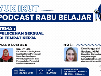 Podcast Rabu Belajar Episode 8