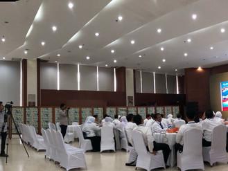 Kegiatan Benchmarking Diklat Kepemimpinan Tingkat IV ke PT. PERTAMINA Divisi Quality, System, dan Kn