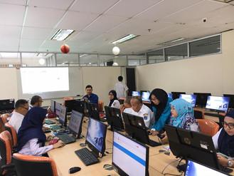 Pengembangan E-Learning Badan Pengembangan Sumber Daya Manusia Provisin DKI Jakarta Tahun 2019