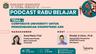 Podcast Rabu Belajar Episode 12
