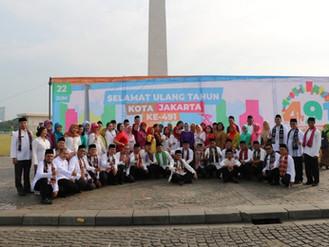 Perayaan Hari Ulang Tahun Provinsi DKI Jakarta