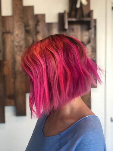 Abstact Pink