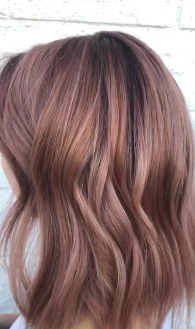Cool Rose Gold