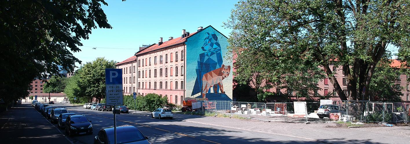 Riccardo Ten Colombo Wolf Oslo 7