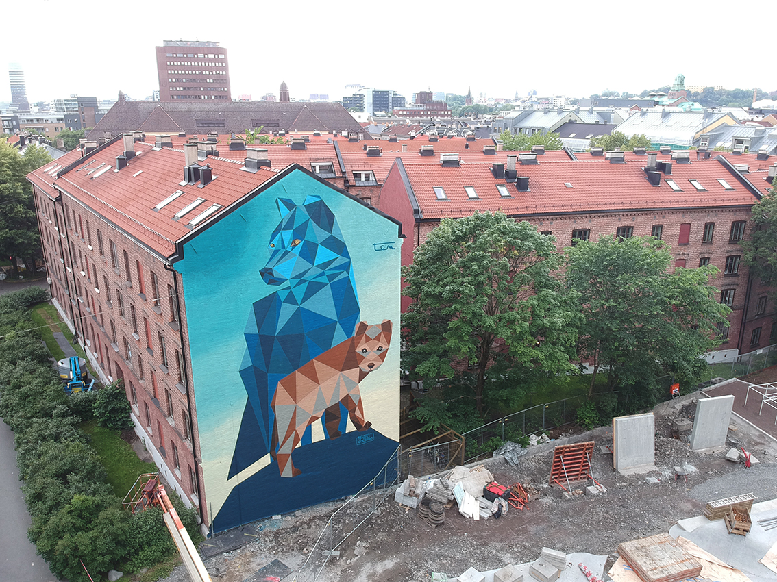 Riccardo Ten Colombo Wolf Oslo 8
