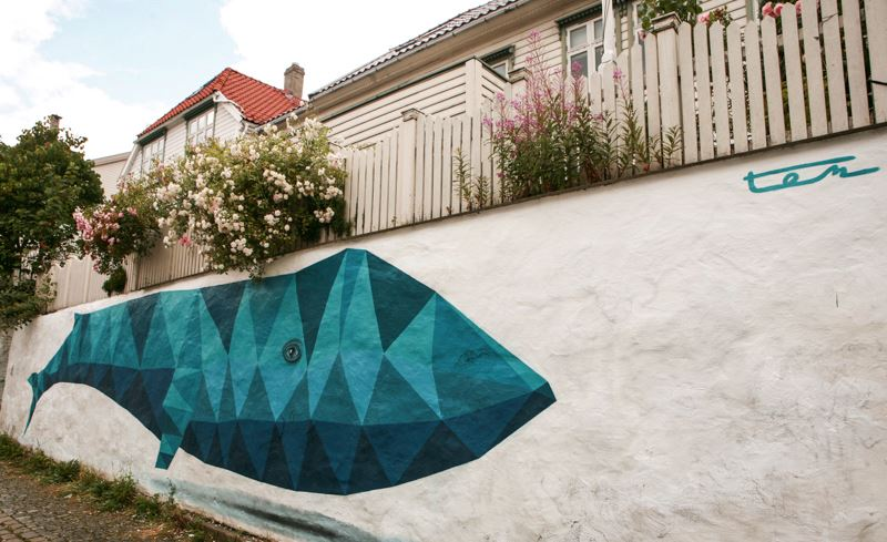 Riccardo Colombo Norwegian Whale