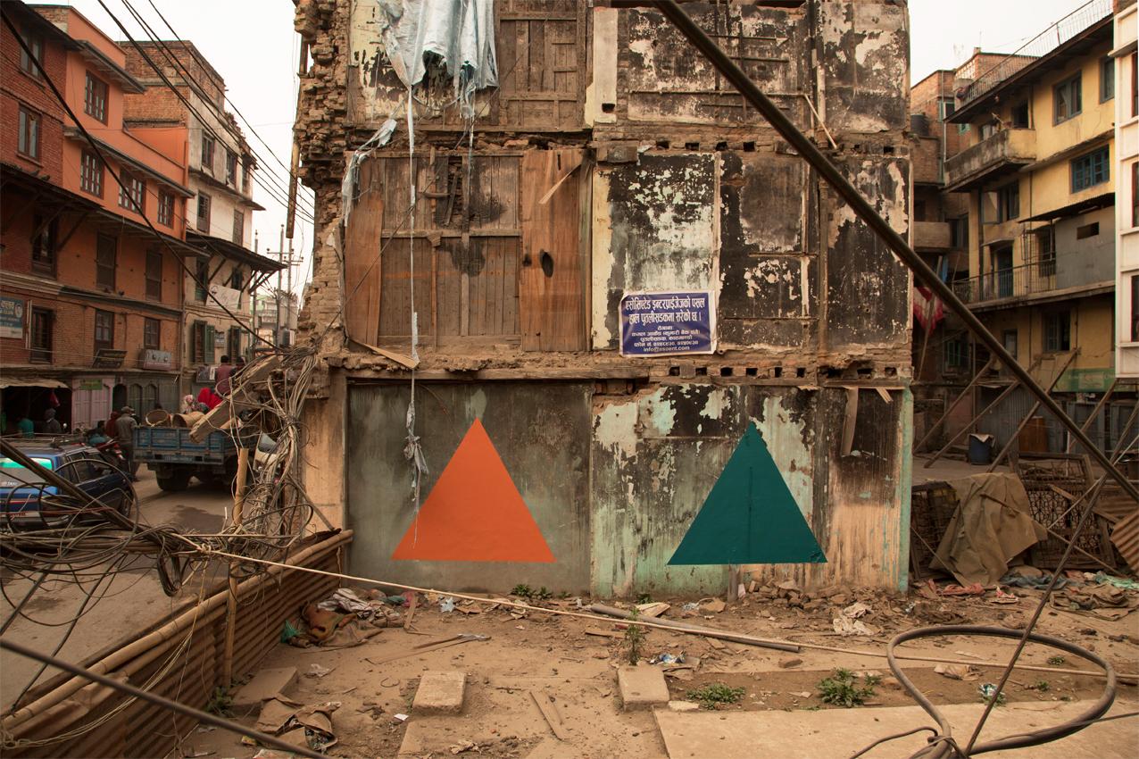 riccardo colombo art kathmandu 2