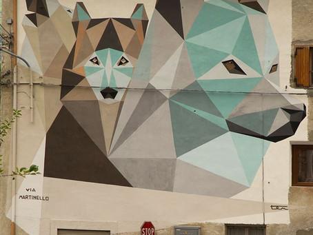 """""""The resistance of wolves"""" Alta Felicità fest"""