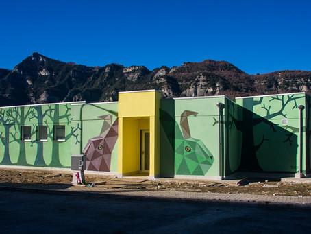 Urban Restyling in Acquasanta Terme