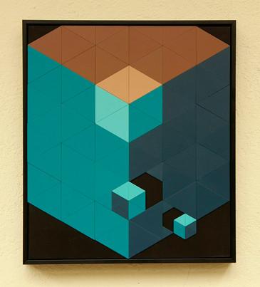 Galactic cube
