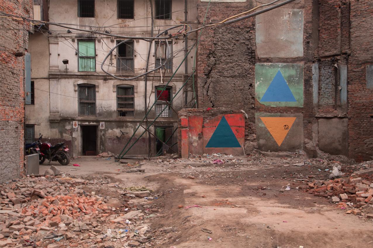 riccardo colombo art kathmandu
