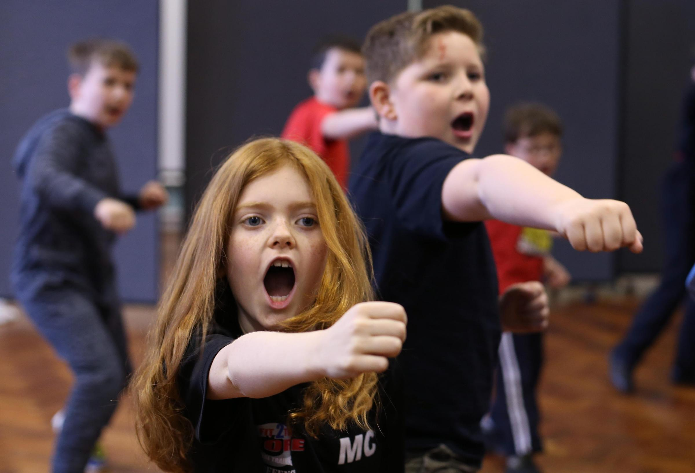 Children's Self Defence