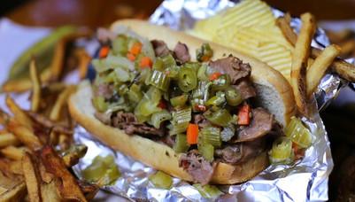 Fat Dan's Italian Beef