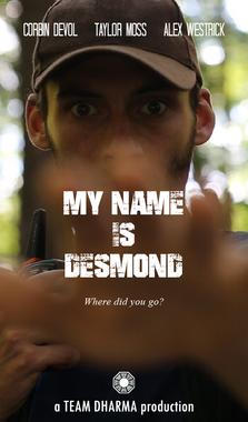 MY NAME IS DESMOND