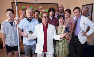 """Cast of """"Let's do this!"""" Adult Swim pilot"""