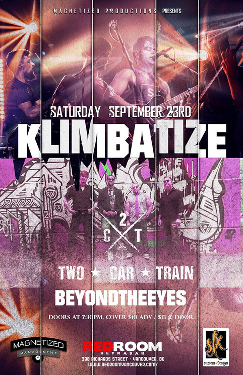 Sept 23 Show with Two Car Train