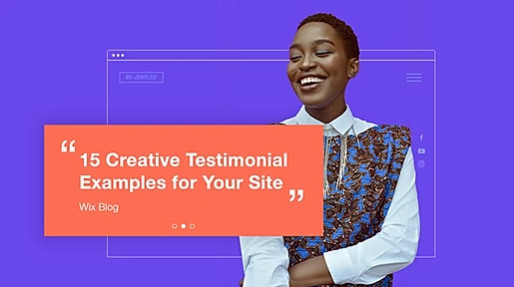 15 Creative Testimonial Examples for Your Website