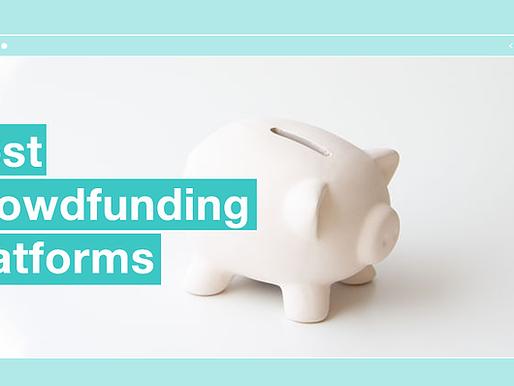 14 καλύτερες τοποθεσίες Crowdfunding για να ξεκινήσετε την επιχείρηση σας