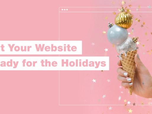 Πως να ετοιμάσετε την ιστοσελίδα σας για τις πωλήσεις των Εορτών