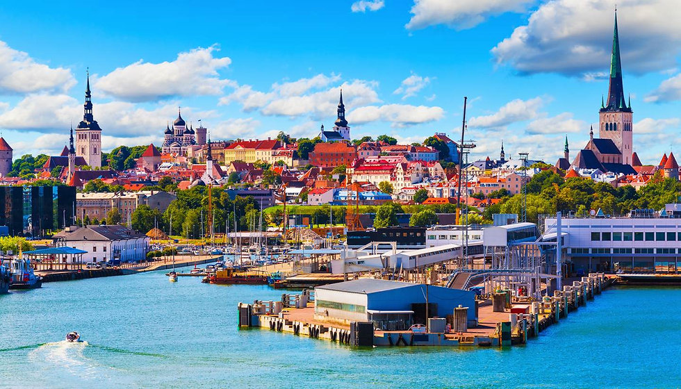 Create Company in Estonia