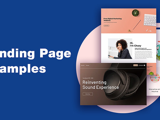 10 Best Landing Page Examples to Learn From