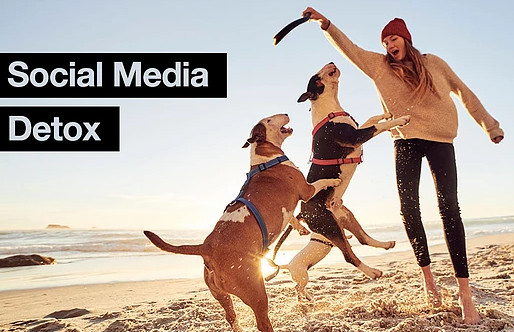 How To Do A Social Media Detox and Be Happier